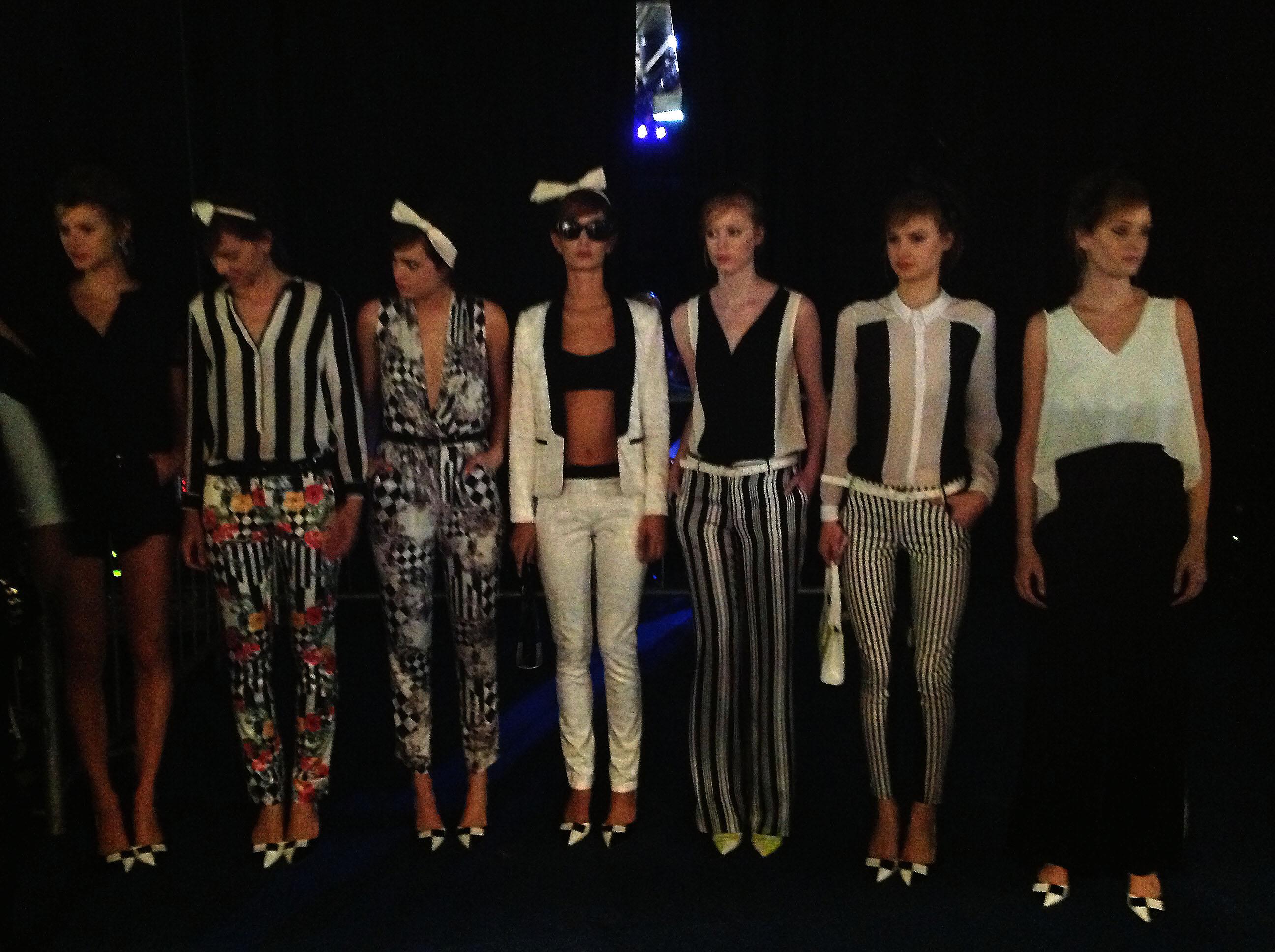 Falabella Editorial Fashion Show en BAFWeek