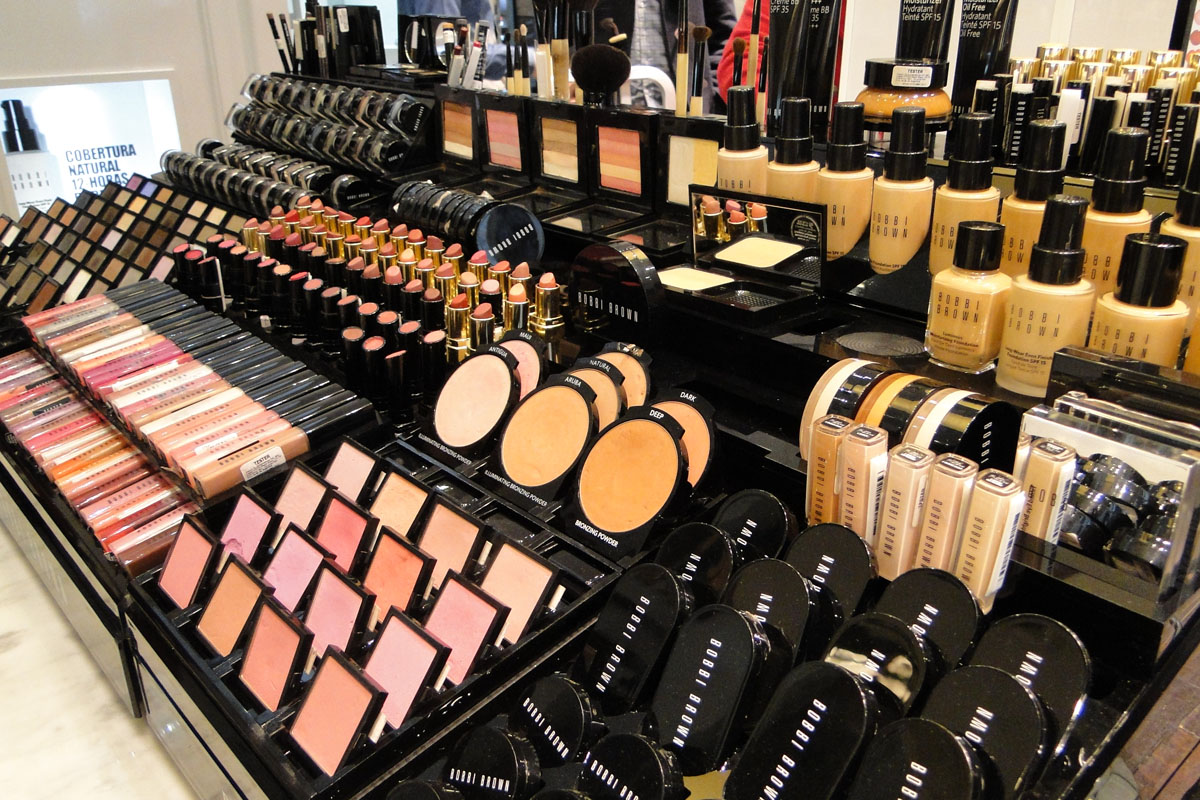 Mas makeup en Bobbi Brown
