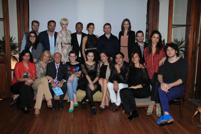 El team de argentinos para Paris Fashion Week