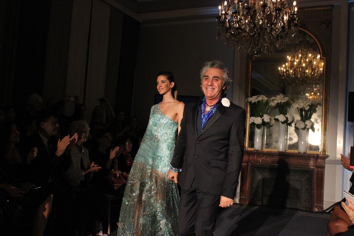 Carlo Di Domenico - Viviana Battan - Argentinos en Paris