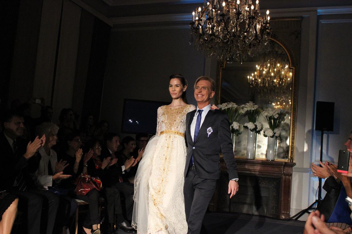Jorge Ibañez - Elina Fernandez - Argentinos en Paris