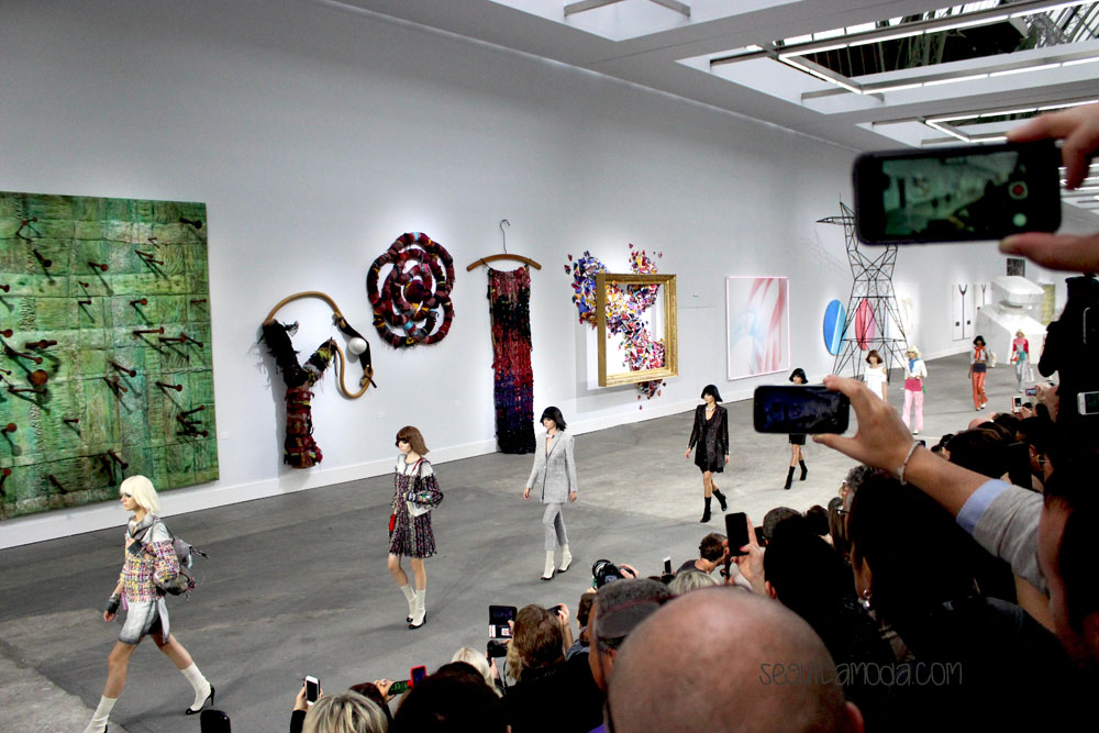 El desfile de Chanel Paris SS14