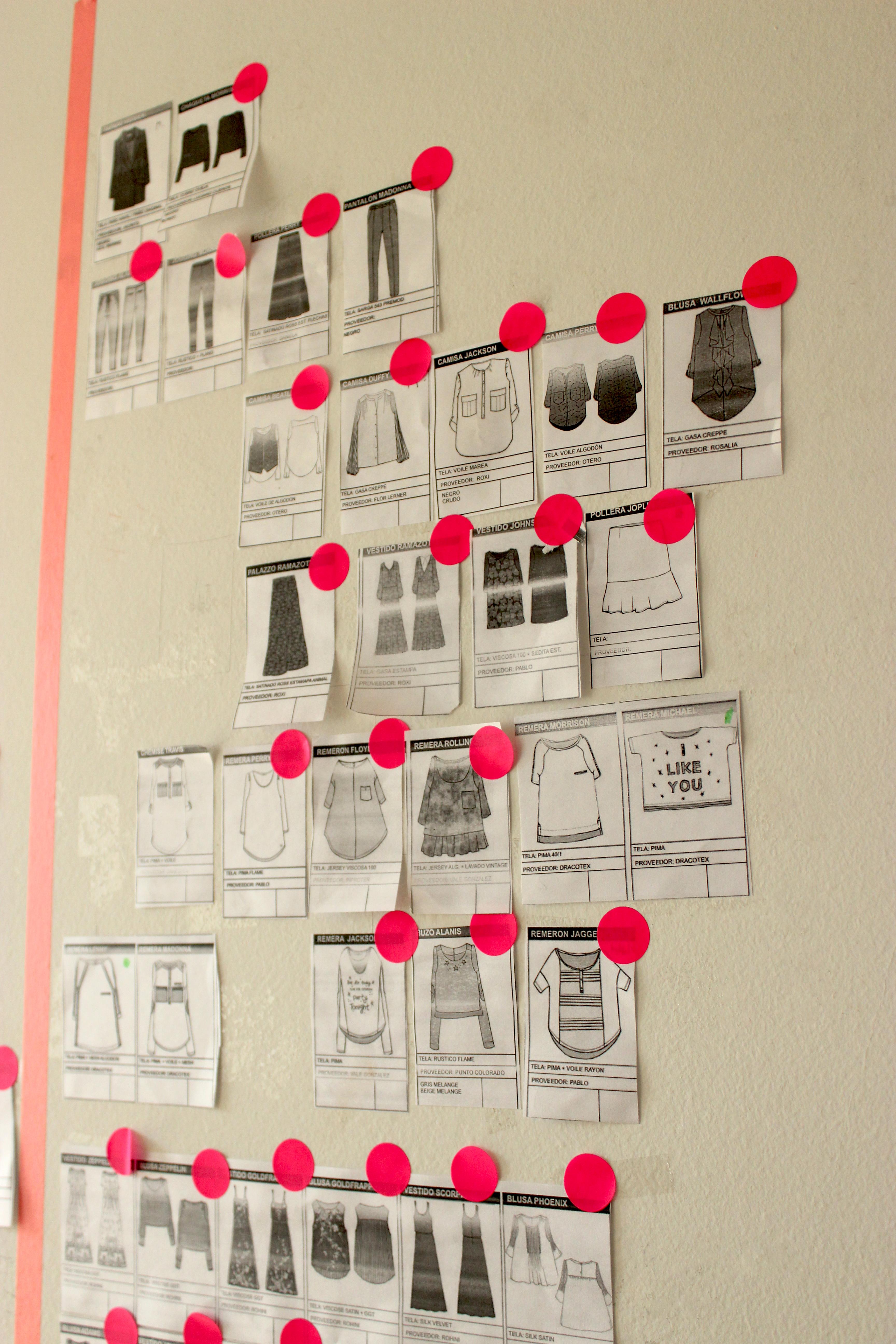 Boards de coleccion de Vero Alfie