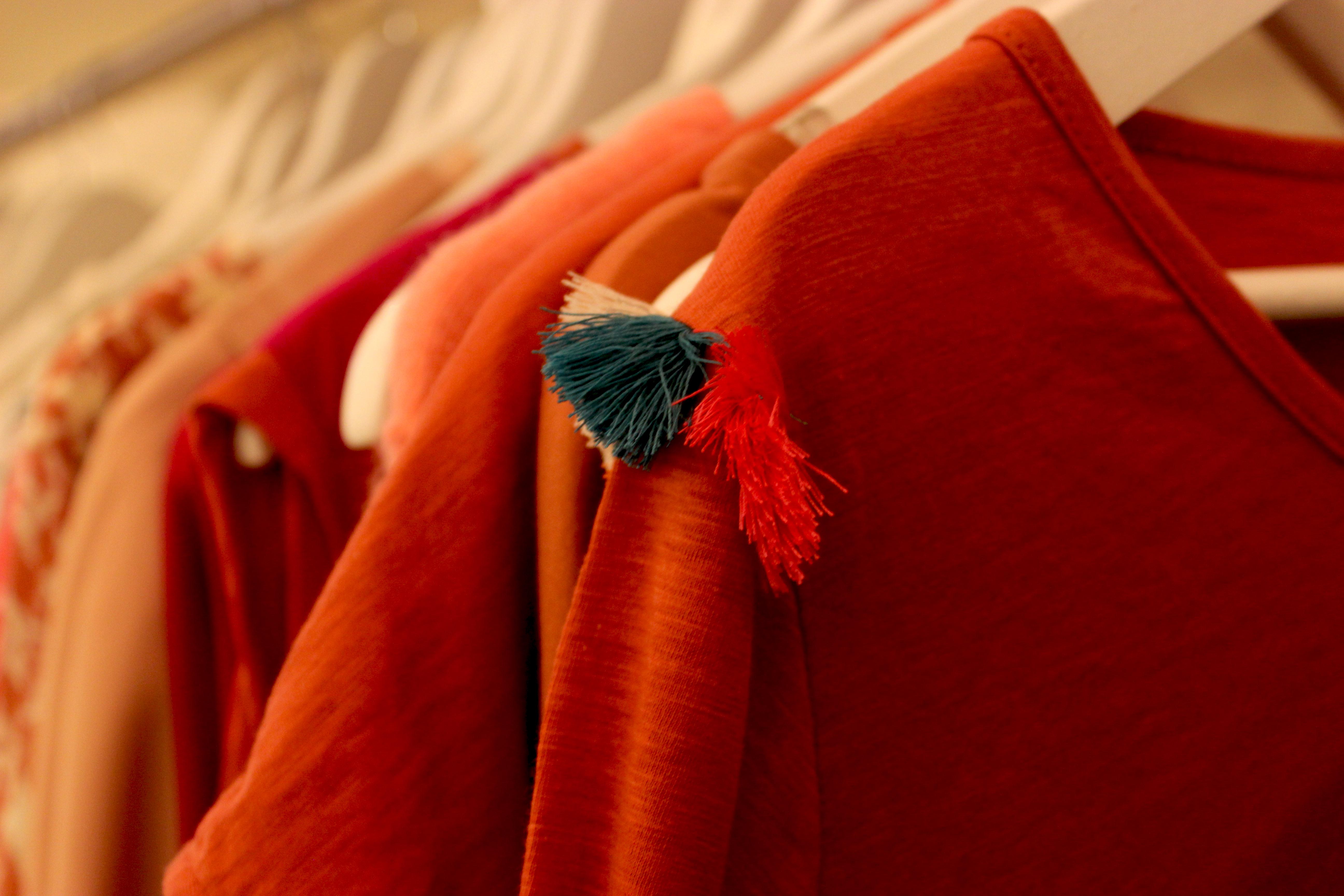 Detalles en un sweater by Vero Alfie