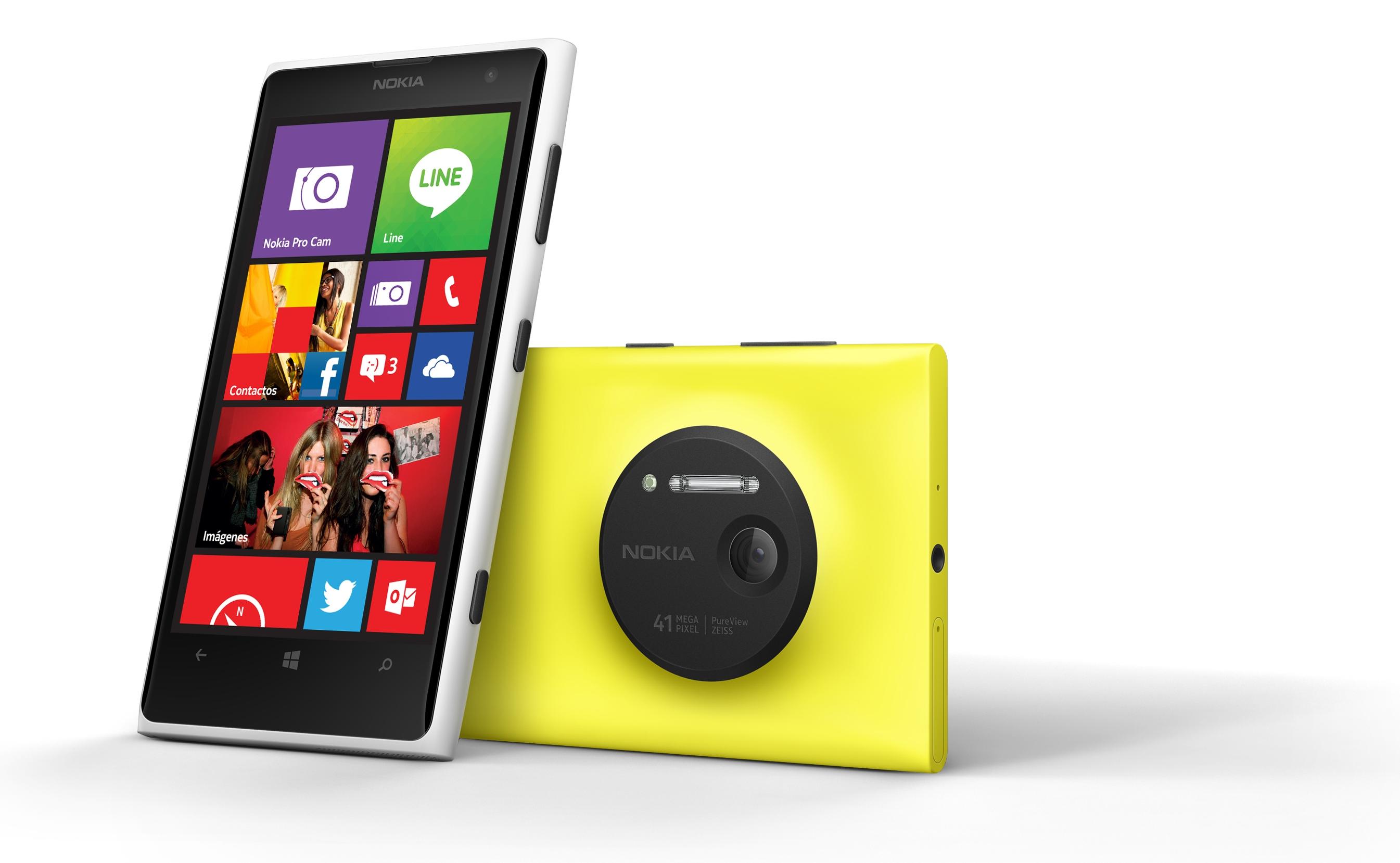 CLARO Nokia Lumia 1020