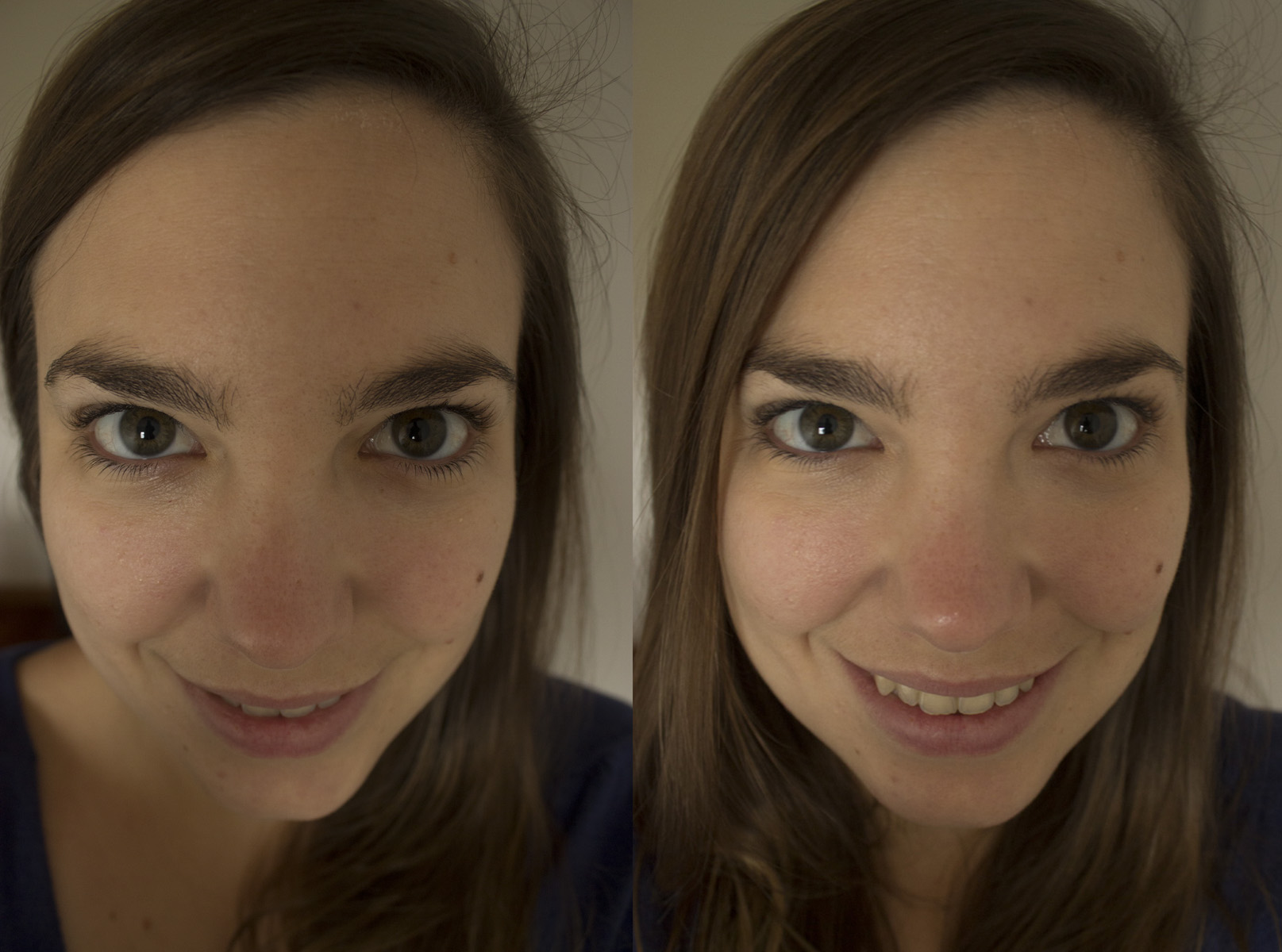 Before and after Concealer Max Factor