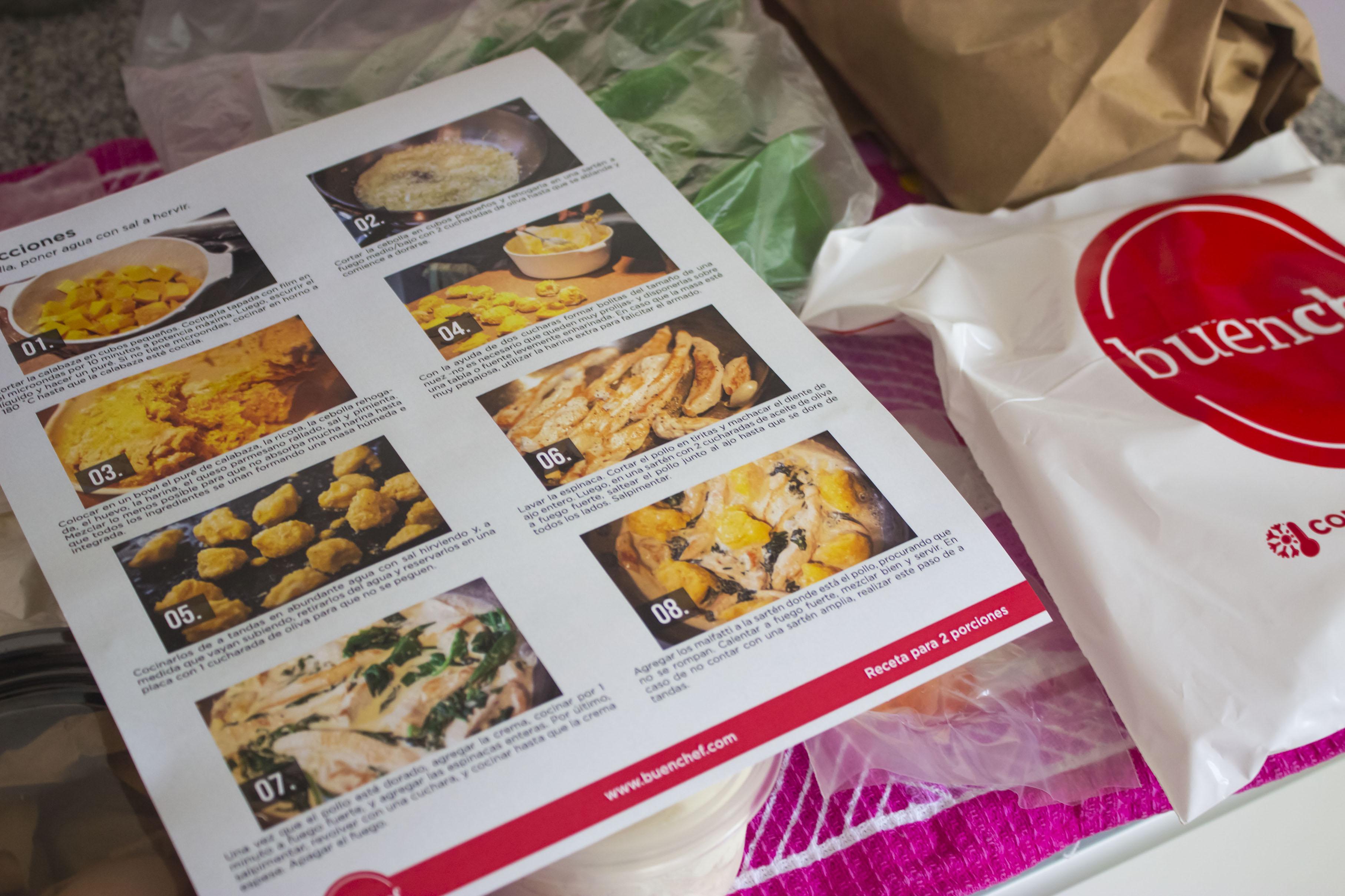 La receta de los Malfatti - Buen Chef