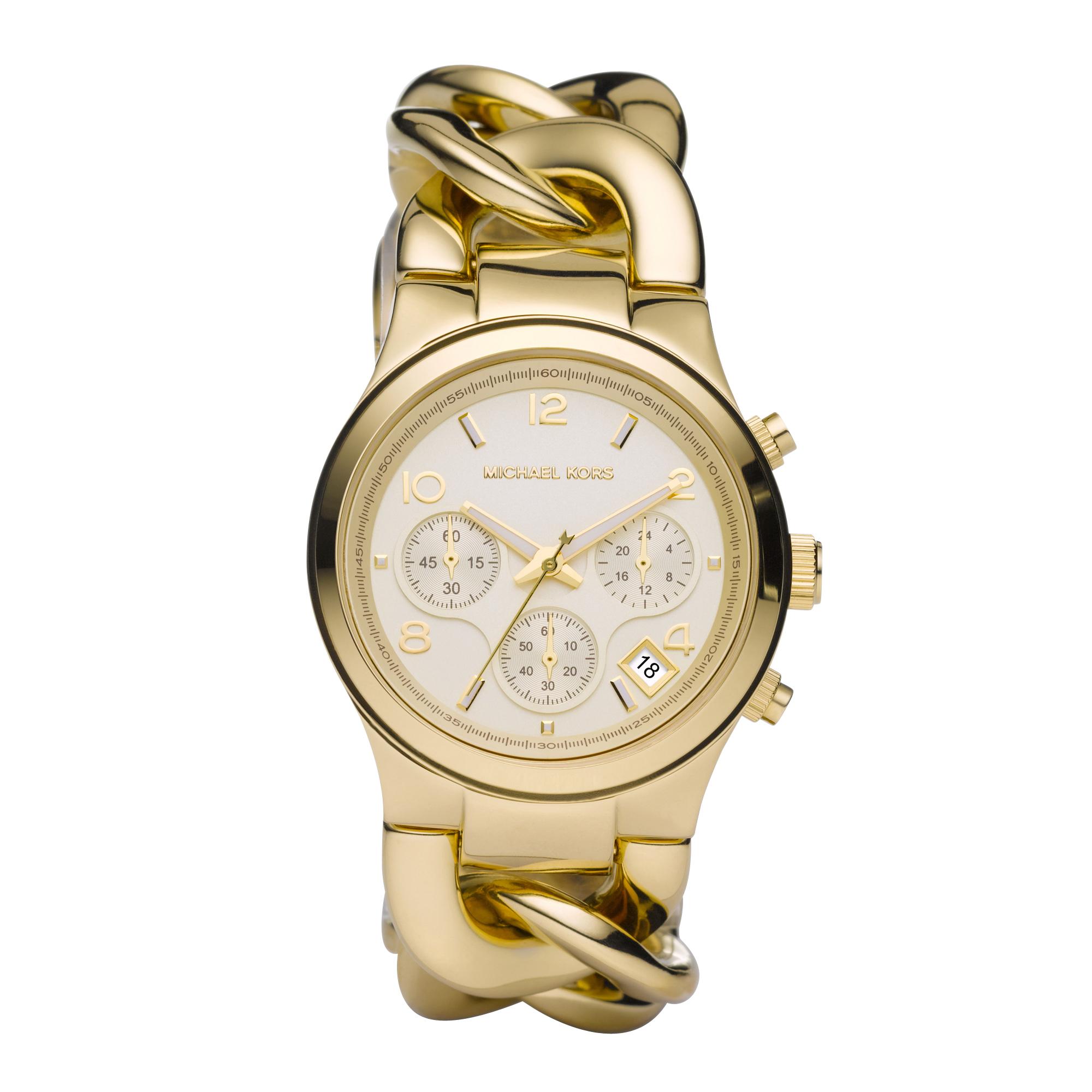 Reloj pulsera, Michael Kors.