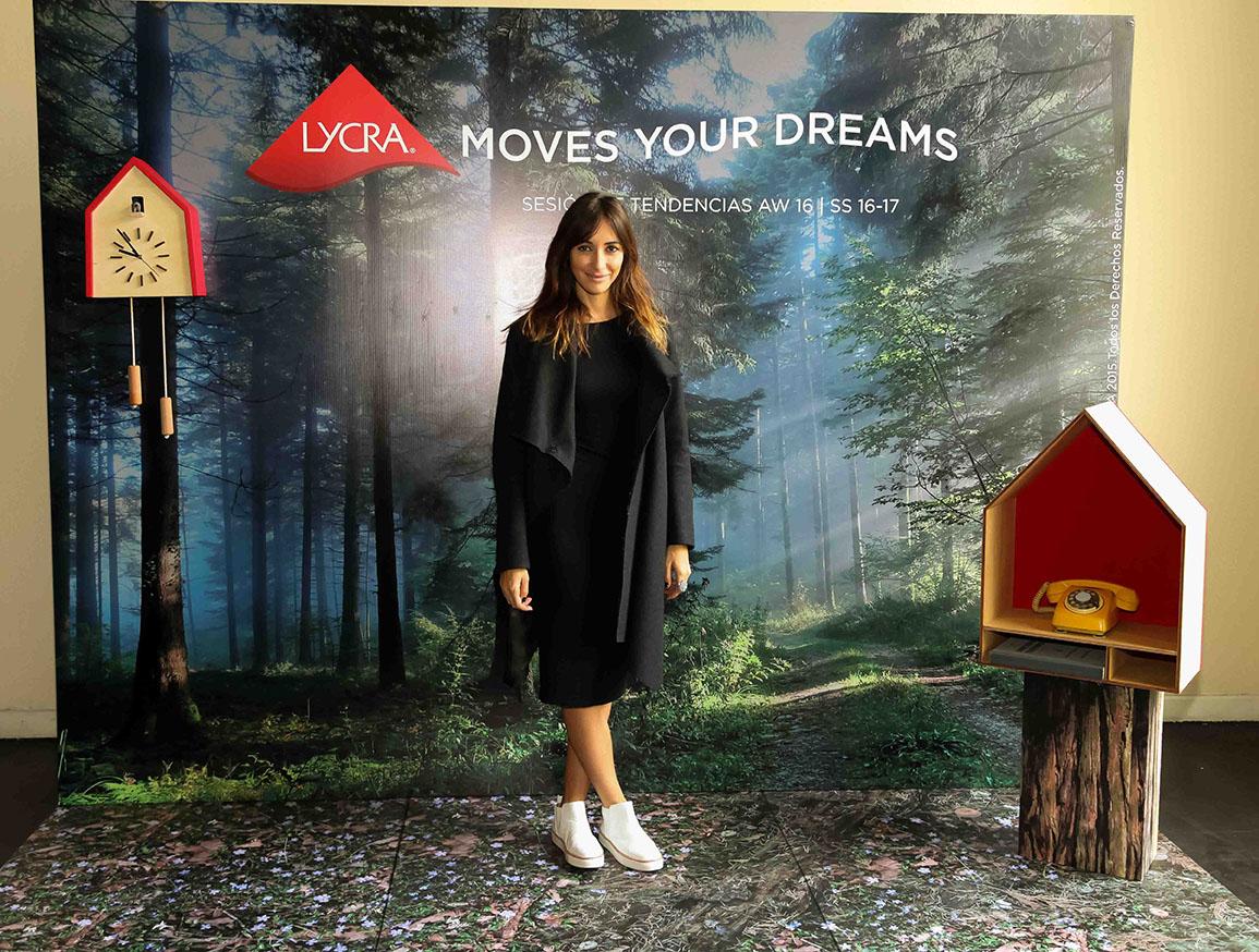 Carolina Di Nezio - LYCRA(r) Moves Your Dreams