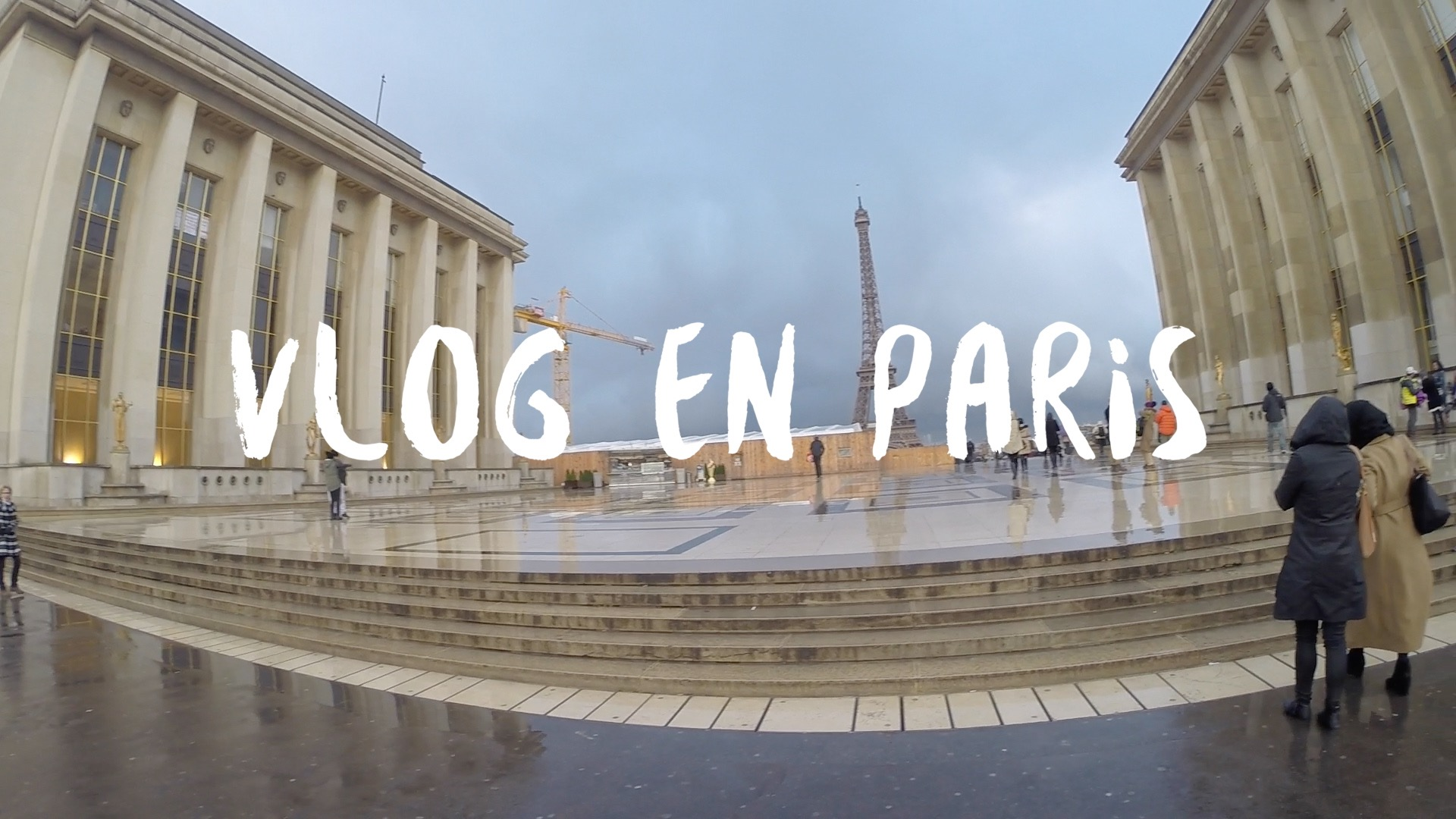 Vlog Paris LRP