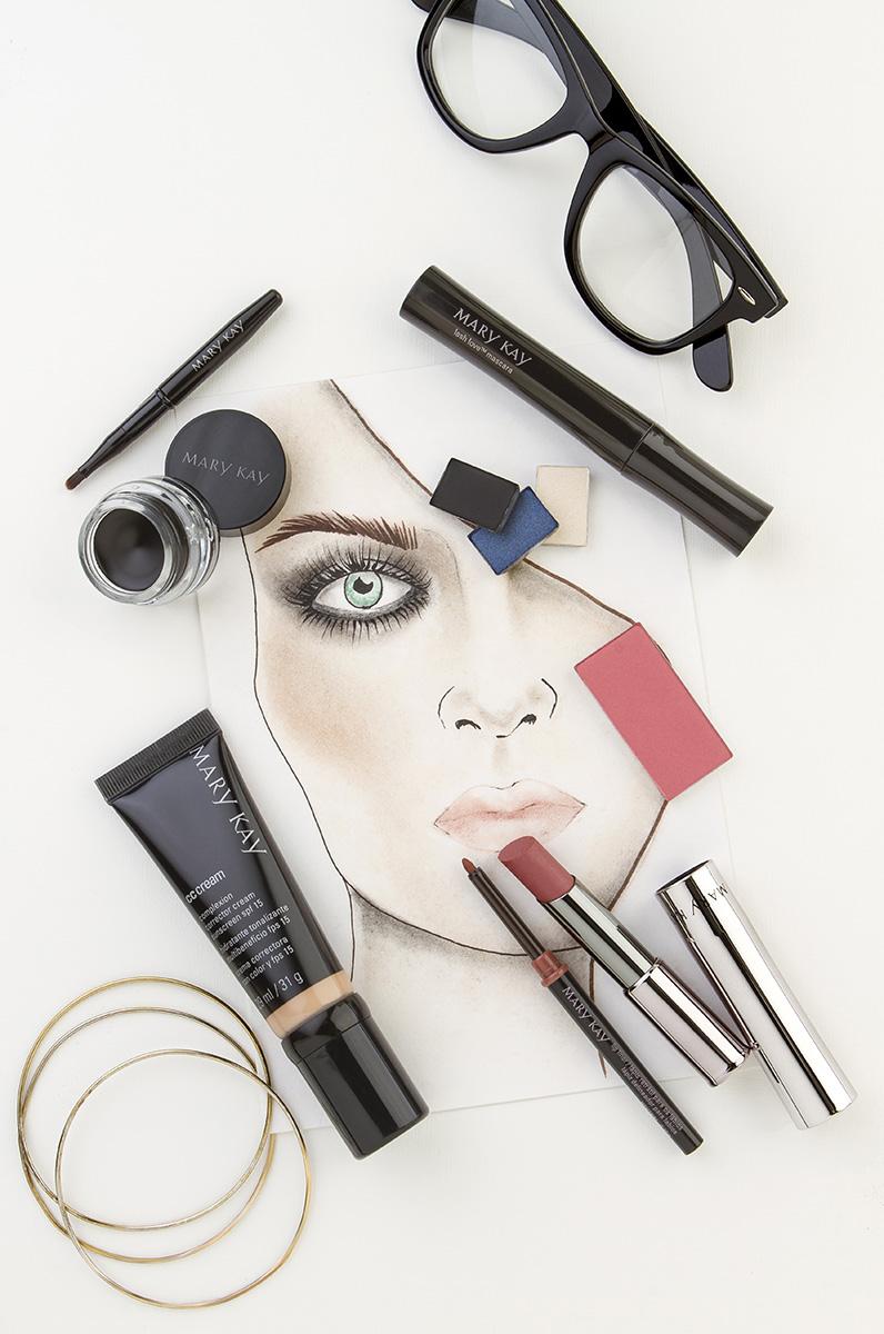 Maquillaje con Smokey Eye