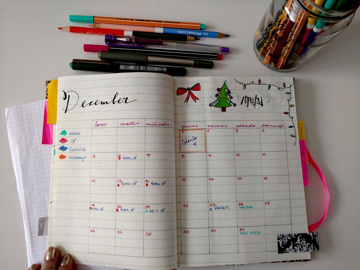 El mes de diciembre y su temática festiva