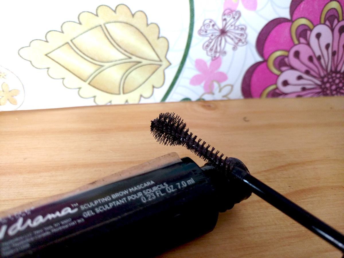 Brow Drama de Maybelline - TesteadoxSlm